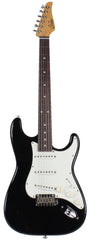 Suhr Classic S Antique Guitar, Black, Rosewood