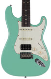 Suhr Classic Antique Guitar, Surf Green, Rosewood, HSS