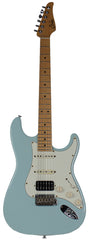 Suhr Classic Antique Guitar, Sonic Blue, Maple, HSS