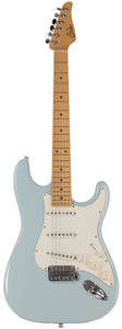 Suhr Classic S Antique Guitar, Sonic Blue, Maple