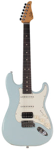 Suhr Classic S HSS Guitar, Sonic Blue, Rosewood