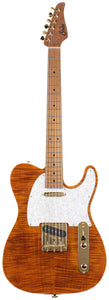 Suhr Classic T Deluxe Guitar, Limited Edition, Bengal Burst