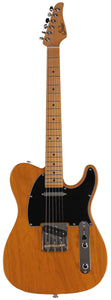 Suhr Classic T Guitar, Swamp Ash, Butterscotch Blonde
