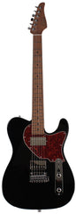 Suhr Classic T HH Roasted Select Guitar, Maple, Black