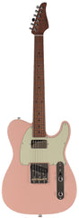 Suhr Classic T HS Roasted Select Guitar, Maple, Shell Pink