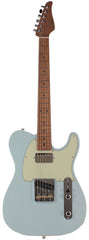 Suhr Classic T HS Roasted Select Guitar, Maple, Sonic Blue