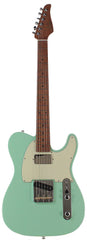 Suhr Classic T HS Roasted Select Guitar, Maple, Surf Green