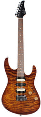 Suhr Modern Plus Curly Limited Guitar, Bengal Burst