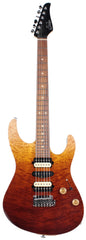 Suhr Modern Plus Curly Limited Guitar, Desert Gradient