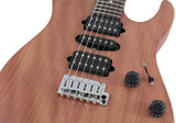 Suhr Modern Satin Guitar, Natural, HSH, 510