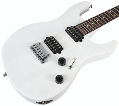 Suhr Modern White Satin Limited Guitar, HH
