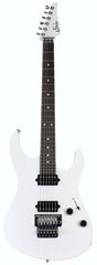 Suhr Modern White Satin Limited Guitar, HH, Floyd