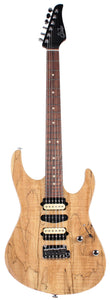 Suhr Modern Select Guitar, Natural, Spalted Maple