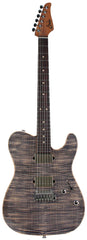 Suhr Modern T Select 2021 Guitar, Trans Blue Denim Slate