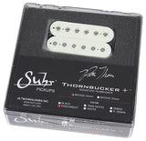Suhr Thornbucker+ Plus Pickup, Bridge, Parchment, 53mm