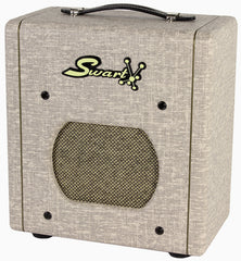 Swart Space Tone Atomic Jr, Fawn Slub
