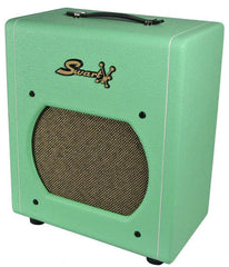 Swart Atomic Space Tone AST Amp in Custom Surf Green