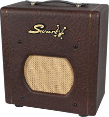 Swart Space Tone 6V6se Amp - Custom Brown Ostrich