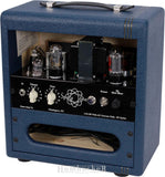 _ Swart Space Tone 6V6se Amp - Custom Navy