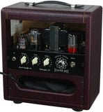 _ Swart Space Tone Atomic Jr. Amplifier - Wine Taurus
