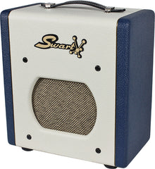 Swart Space Tone Atomic Jr. in Custom Ivory / Navy