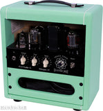 _ Swart Space Tone Atomic Jr. in Custom Surf Green