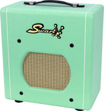 Swart Space Tone Atomic Jr, Surf Green, Gold