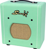 Swart Space Tone Atomic Jr, Surf Green