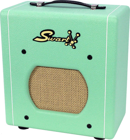 Swart Space Tone Atomic Jr Amp, Surf Green