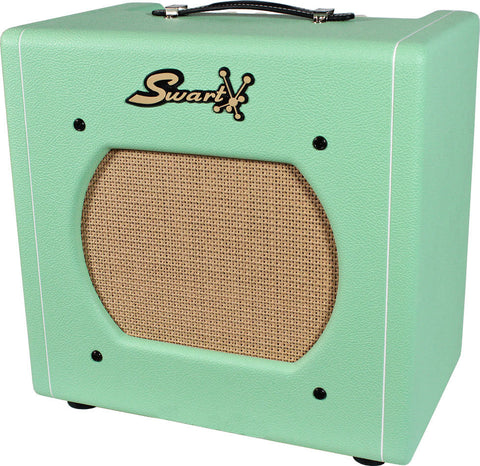 Swart STR-Tremolo Amp in Custom Surf Green