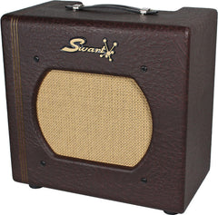 Swart STR-Tweed Amp - Brown Ostrich