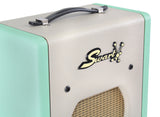 Swart Space Tone Atomic Jr Amp, Surf Green, Ivory