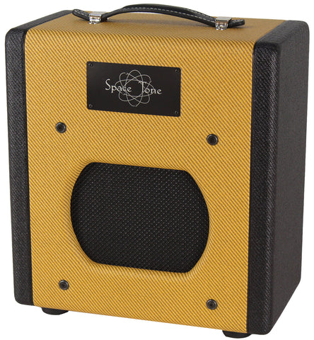 Swart Space Tone Atomic Jr Amp - Square Logo