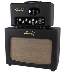 Swart AST Master MkII Head - 1x12 Cab Package - Dark Tweed