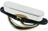 Lollar Tele Special T Neck Pickup, Nickel