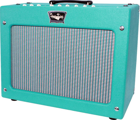 Tone King Sky King Amp - Turquoise