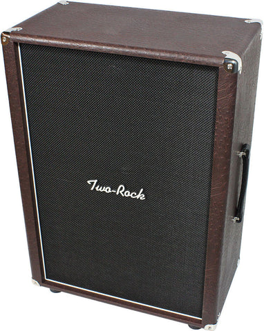 Two-Rock 2x12 Cab in Custom Ostrich