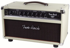 Two-Rock TS1 Tone Secret 100/50 Watt Head - Blonde - Blackface