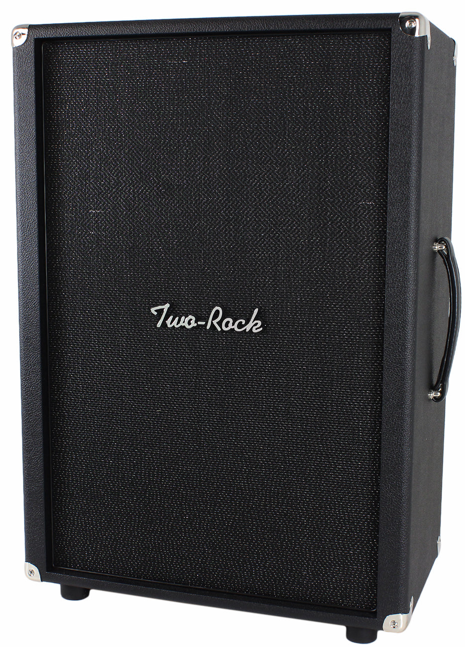 Two Rock 2x12 Speaker Cab Black Sparkle Matrix Grill