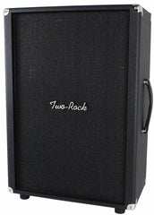 Two-Rock 2x12 Speaker Cab - Black - Sparkle Matrix Grill
