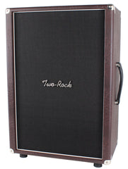 Two-Rock 2x12 Speaker Cab, Brown Ostrich