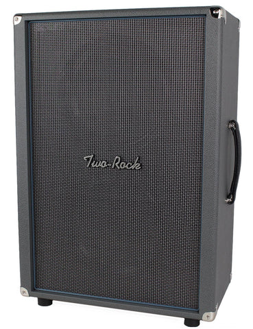 Two-Rock 2x12 Speaker Cab - Slate Grey - Silver Grill