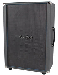 Two-Rock 2x12 Speaker Cab, Slate Grey, Silver Grill