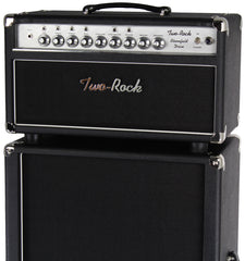 Two-Rock Bloomfield Drive 50 Head, 2x12 Cab, Black