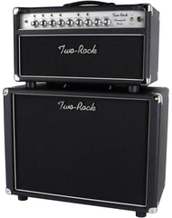 Two-Rock Bloomfield Drive 50 Head, 1x12 Cab, Black