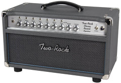 Two-Rock Classic Reverb Signature 100/50 Head, Slate Grey
