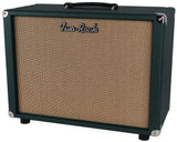 Two-Rock 1x12 Speaker Cab, British Racing Green / Cane