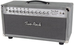 Two-Rock Silver Sterling Signature 150/75 Head, Silver Suede - B-Stock