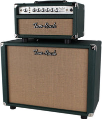Two-Rock Studio Signature Head/Cab, British Green, Silverface