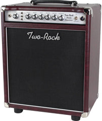 Two-Rock Studio Signature 1x12 Combo Amp, Wine Taurus, Silverface